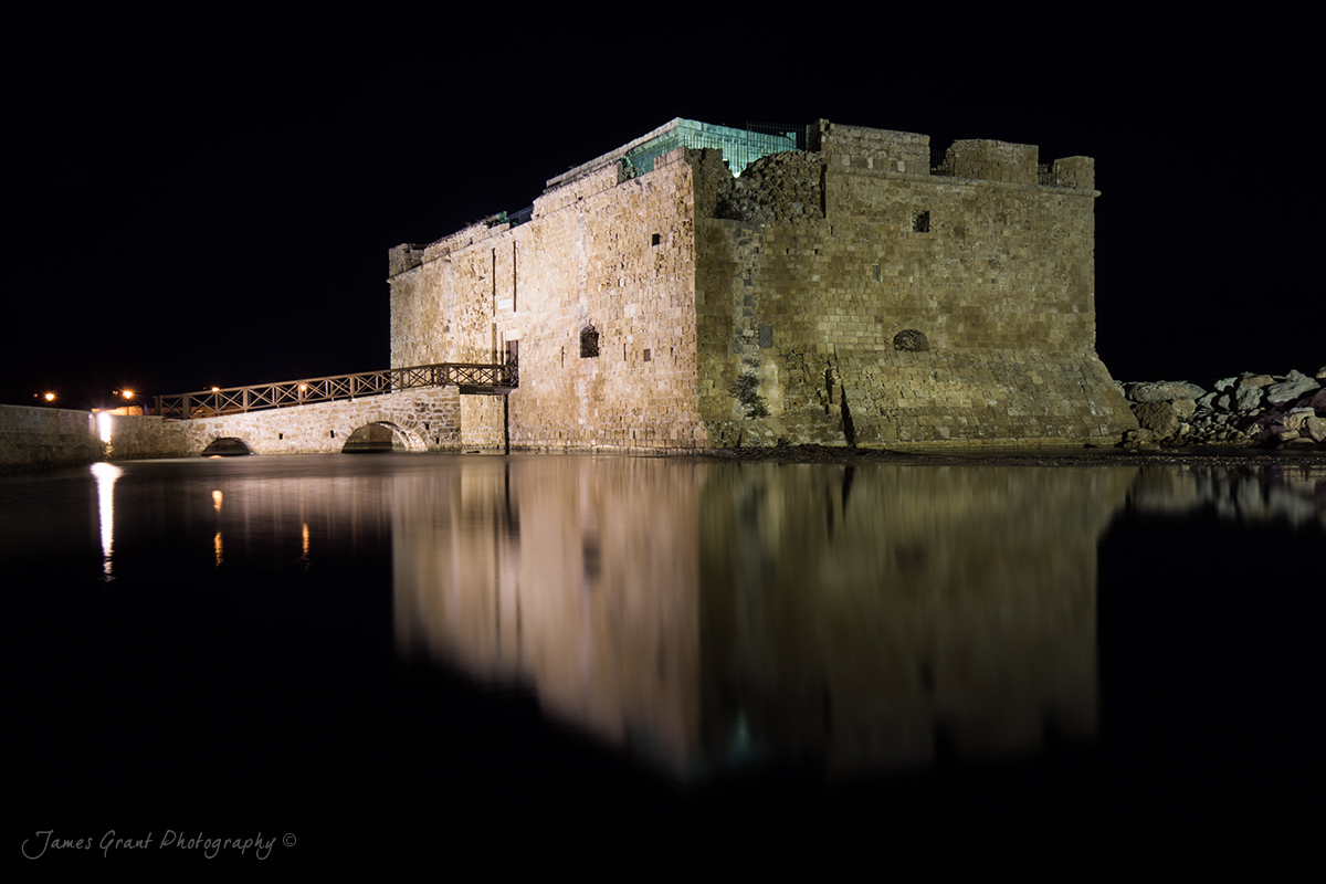 Paphos Fort - Cyprus