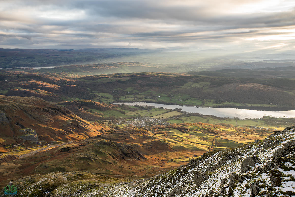 Coniston Light -  Lake District Photography