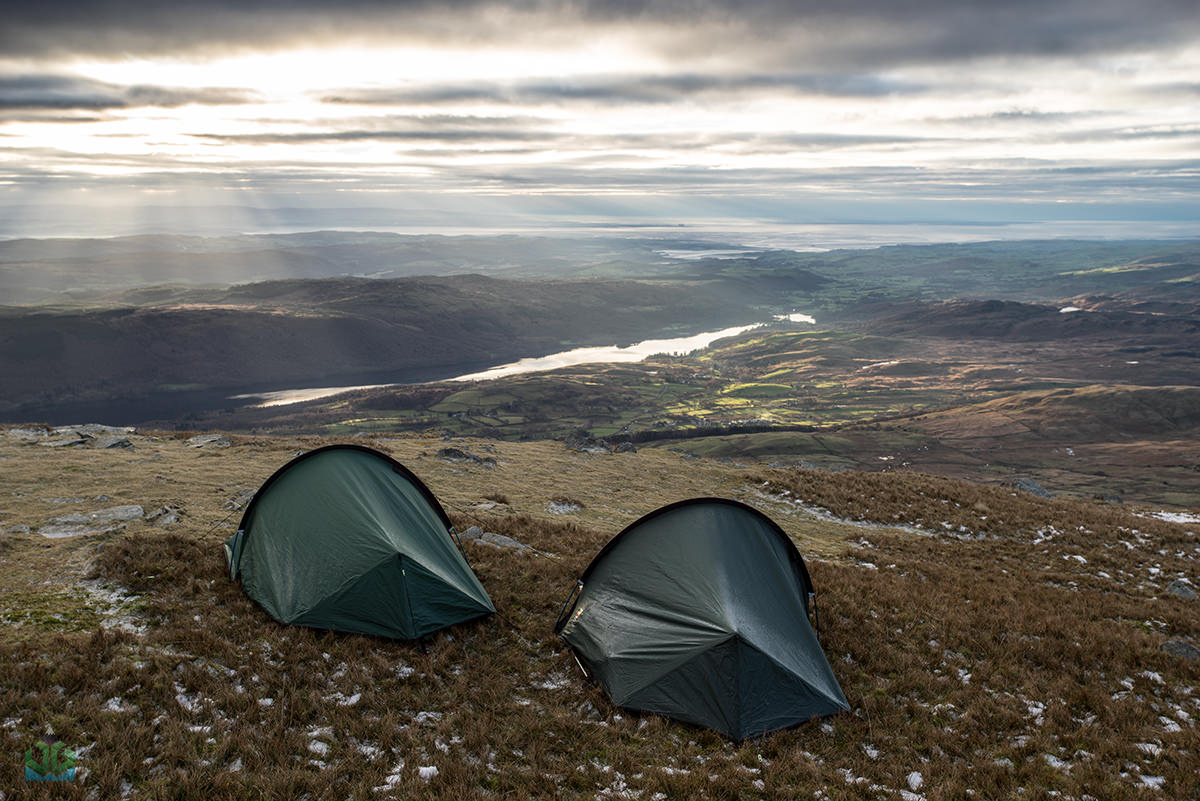 Coniston Wild Camp - Lake District Photography