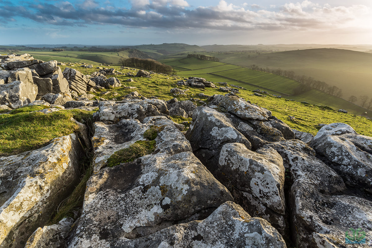 Landscape Photography - Wolfscote Hill - Peak District