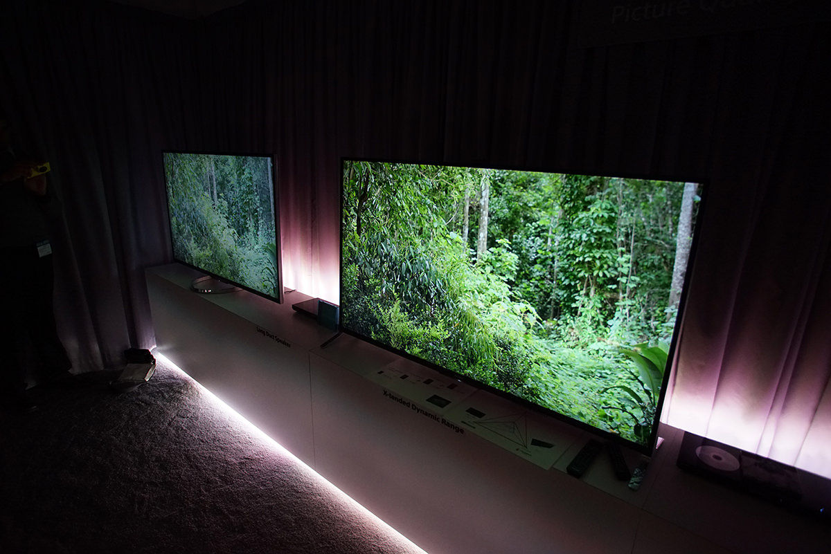 TV Comparison