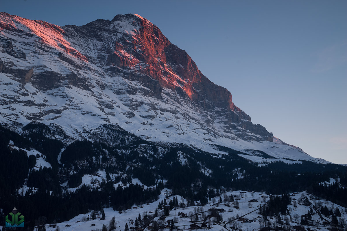 Eiger - Switzerland Photography