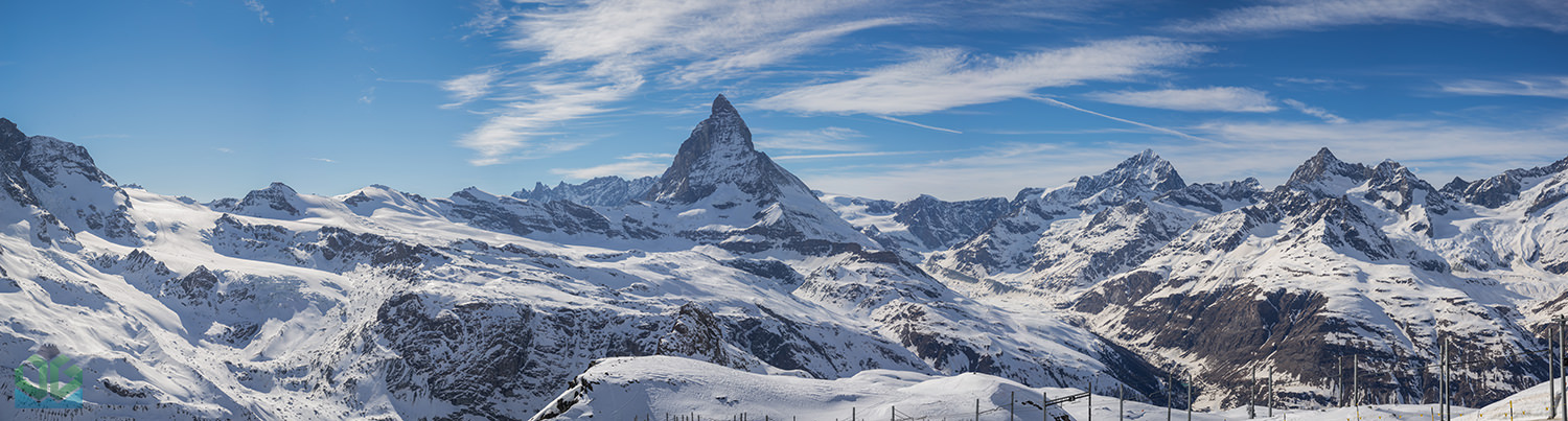 Matterhorn Panoramic - Switzerland Photography