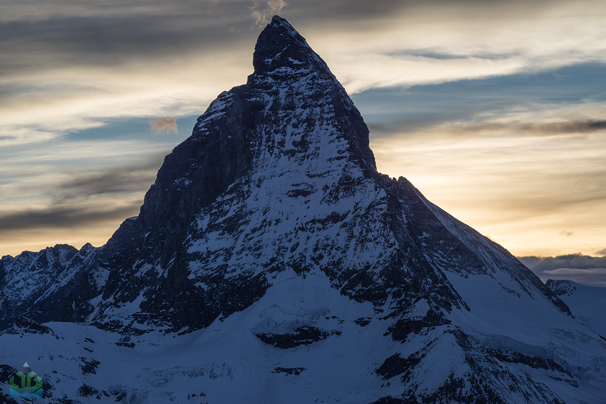 Matterhorn Sunset - Switzerland Photography copy