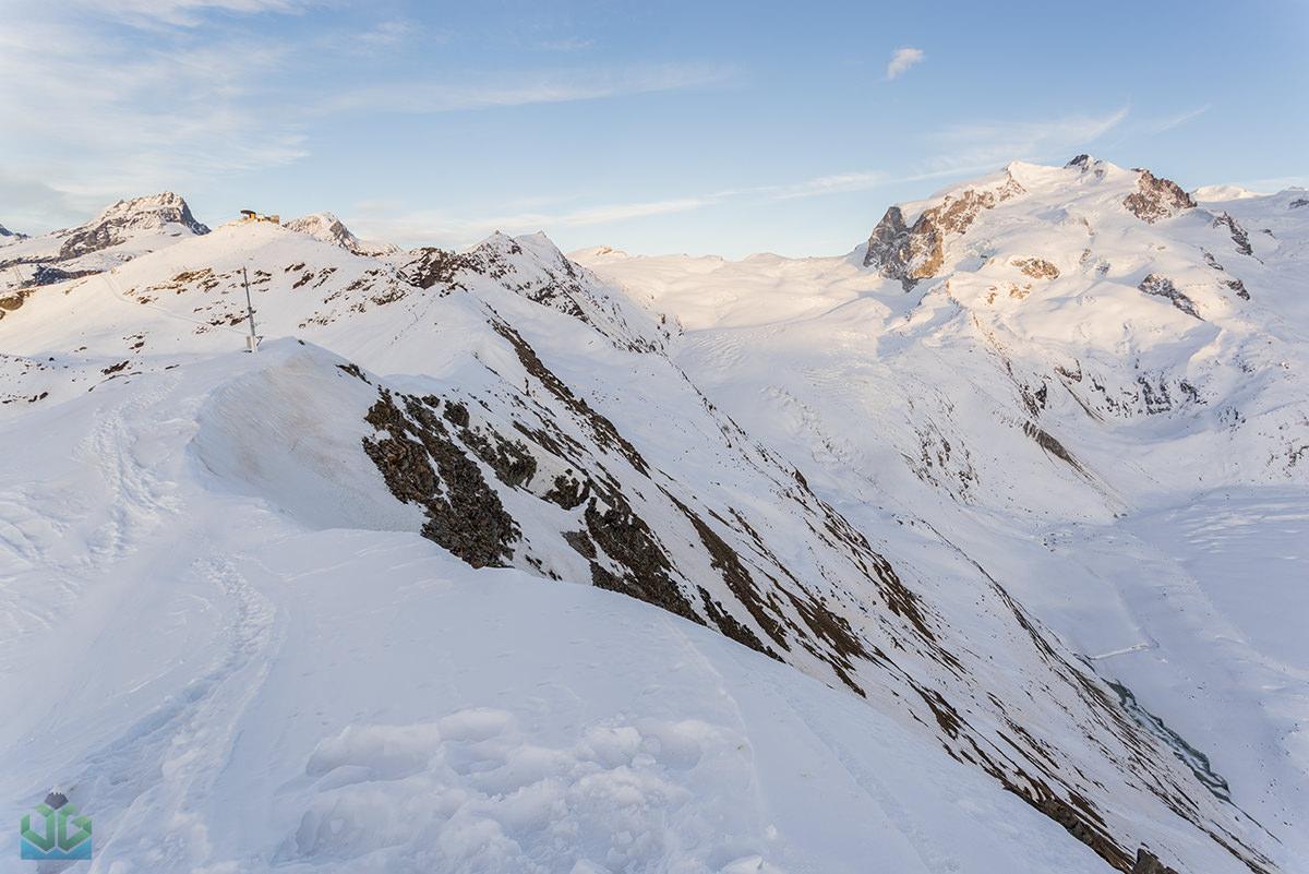 Monte Rosa Sunset -  Switzerland Photography copy