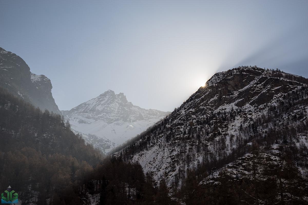 Mountain Light -  Switzerland Photography