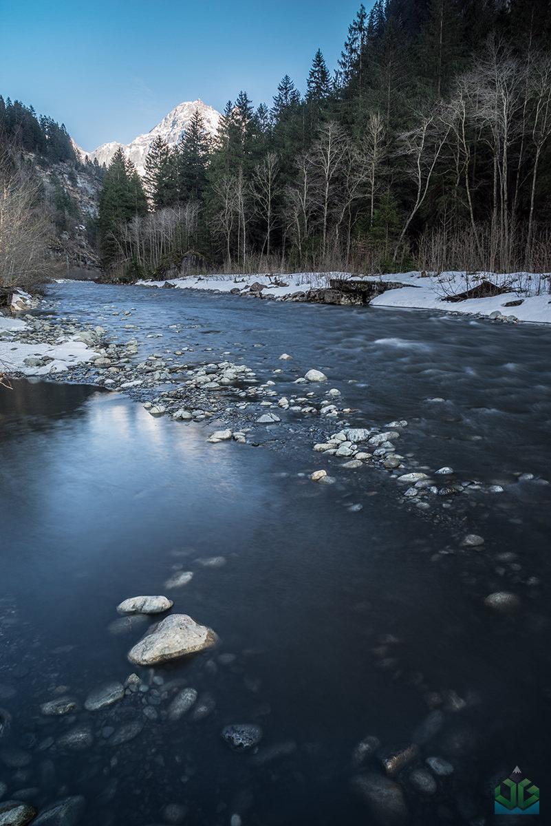 River -  Switzerland Photography