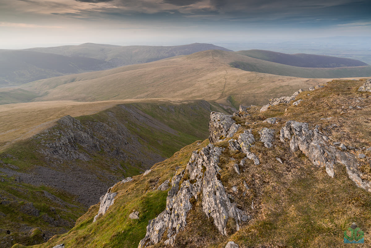 Looking Across Lakeland - Lake District Landscape Photography