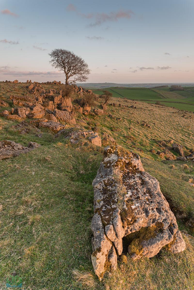 Roystone Rocks - Peak District Landscape Photography copy