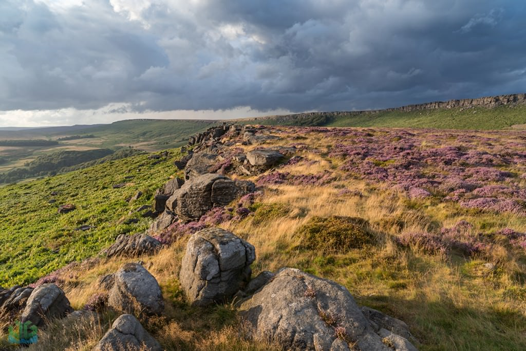 Carhead Rocks- Peak District Photography
