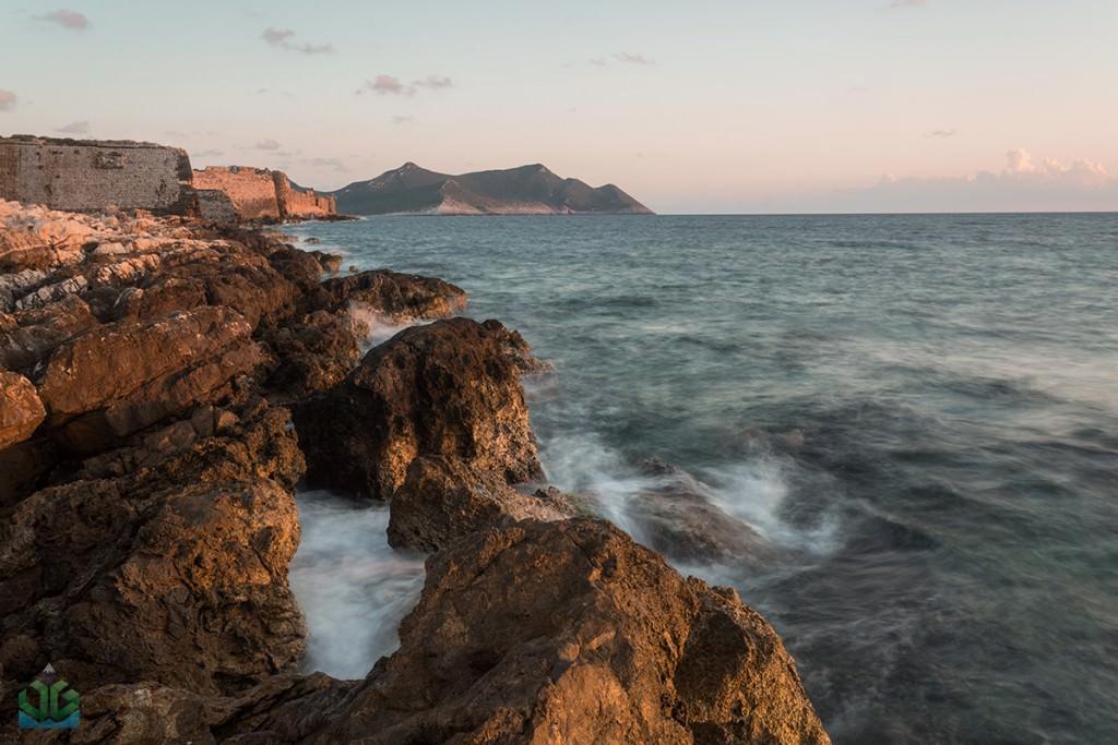 Methoni Sunset - Greece Photography