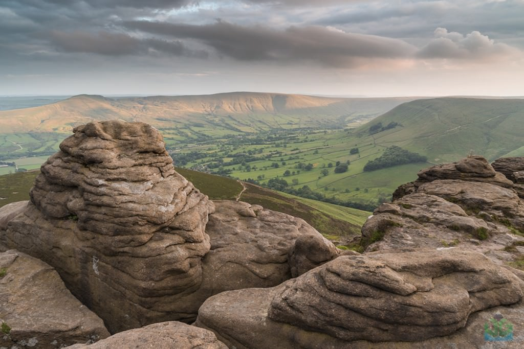 Ringing RogerSunset - Peak District Photography