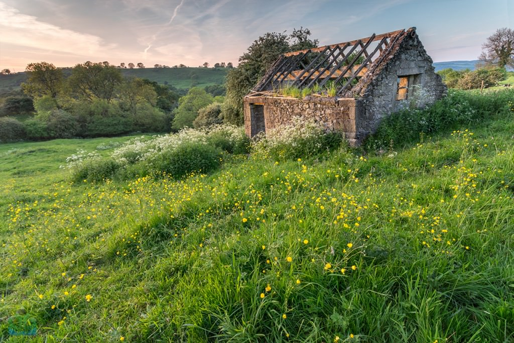Winster Barn - Rural Peak District Photography