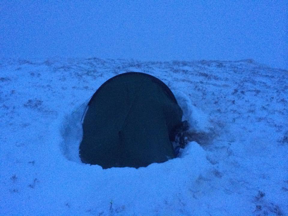 Scotland Wild Camping - Wild Camping Photography
