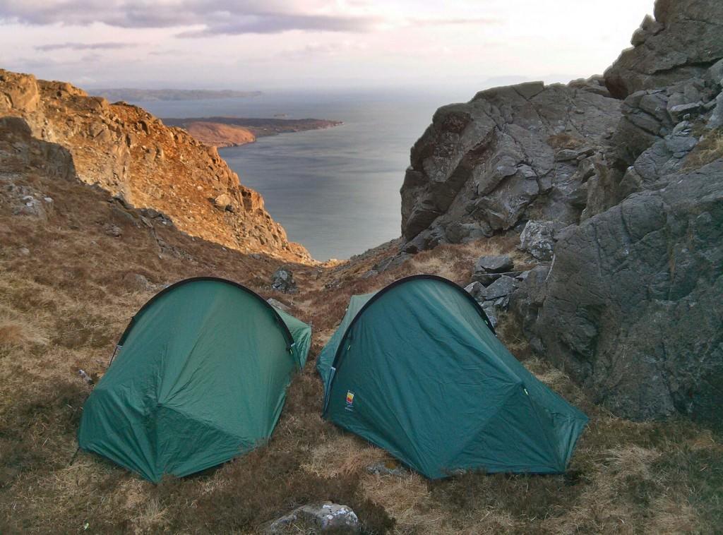 Sgurr Na Stri Wild Camp - Wild Camping Photohraphy