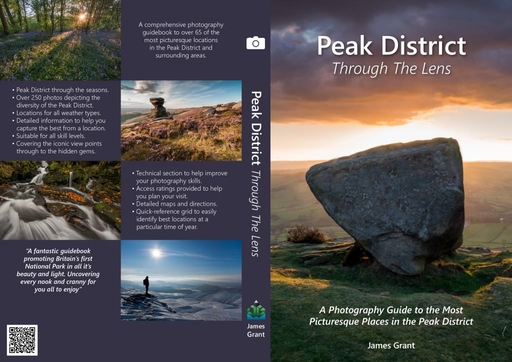 Peak District Through The Lens - Peak District Photography Guidebook