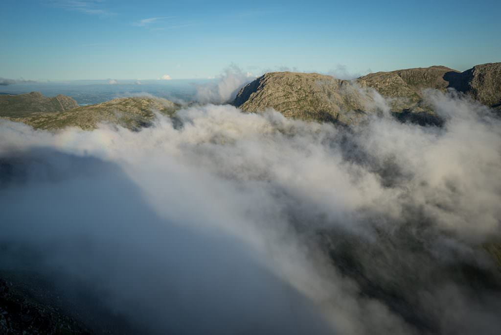 Great Gable Brocken Spectre - Lake District Photography