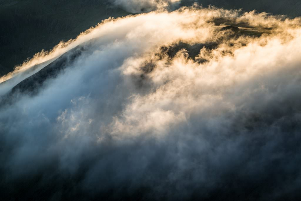 Kirk Fell Clouds - Lake District Photography