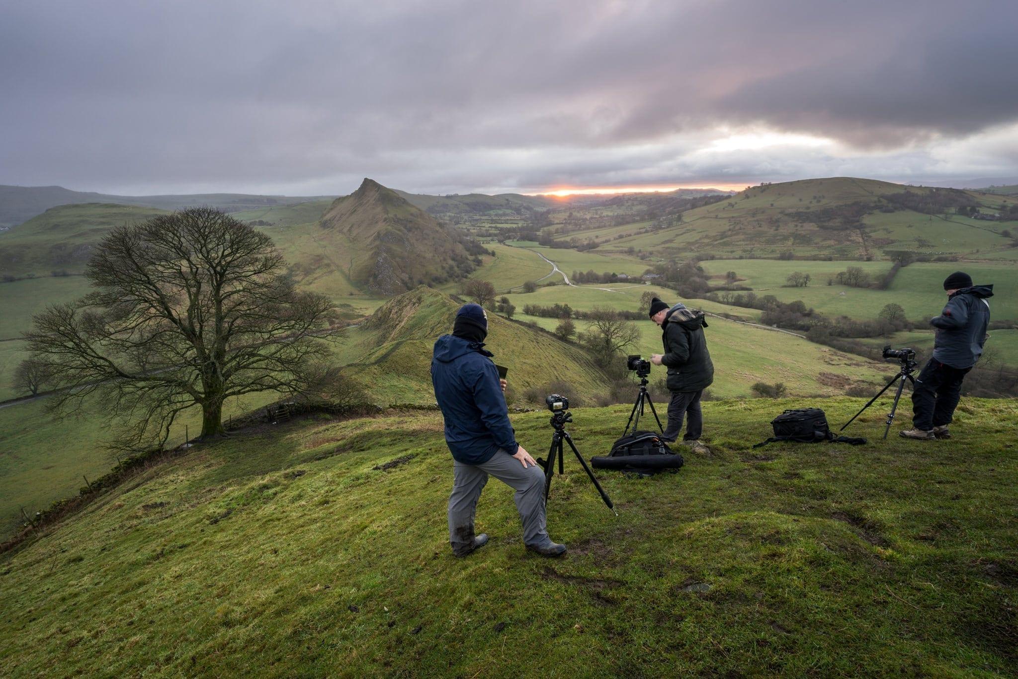 Chrome Hill Workshop  - South Peak District Limestone Photography Workshop