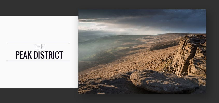 Gritstone Edges Peak District Photography Workshop