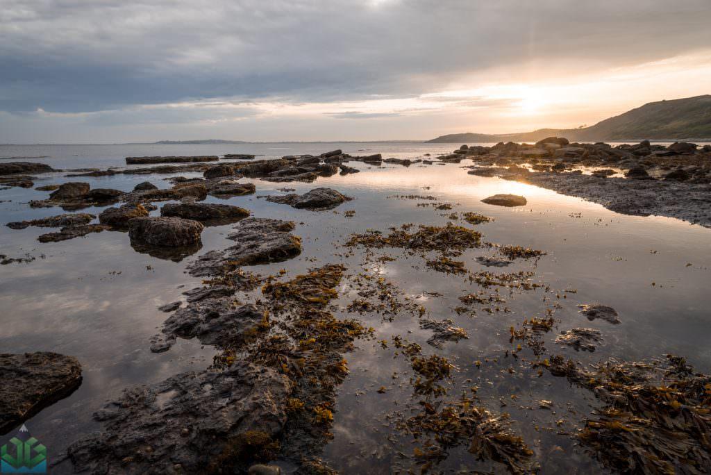 Osmington Mills Sunset - Dorset Photography