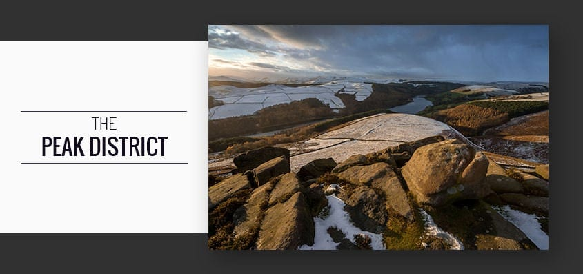 Winter in the Peak District Photography Workshop