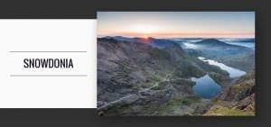 Snowdon Wild Camp Photography Workshop