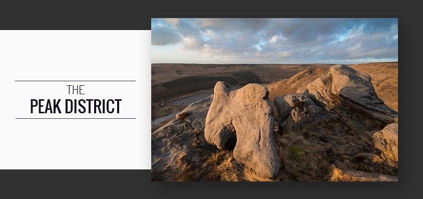 Stunning Saddleworth Peak District Photography Workshop