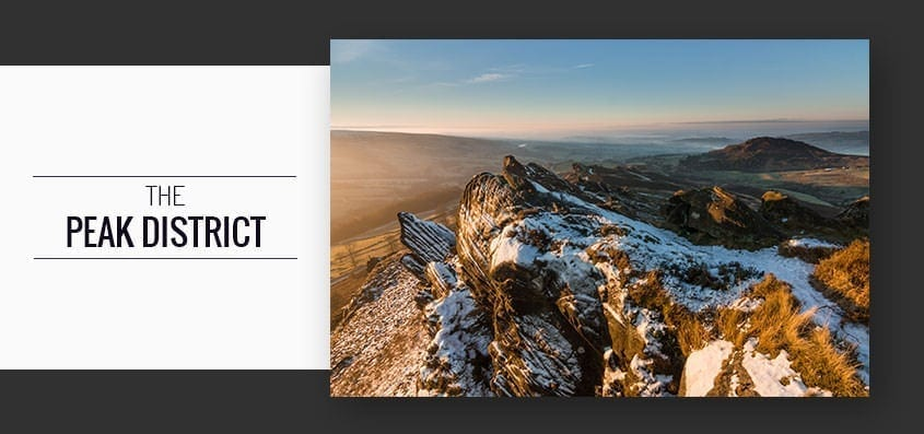 Winter in the Peak District Landscape Photography Workshop