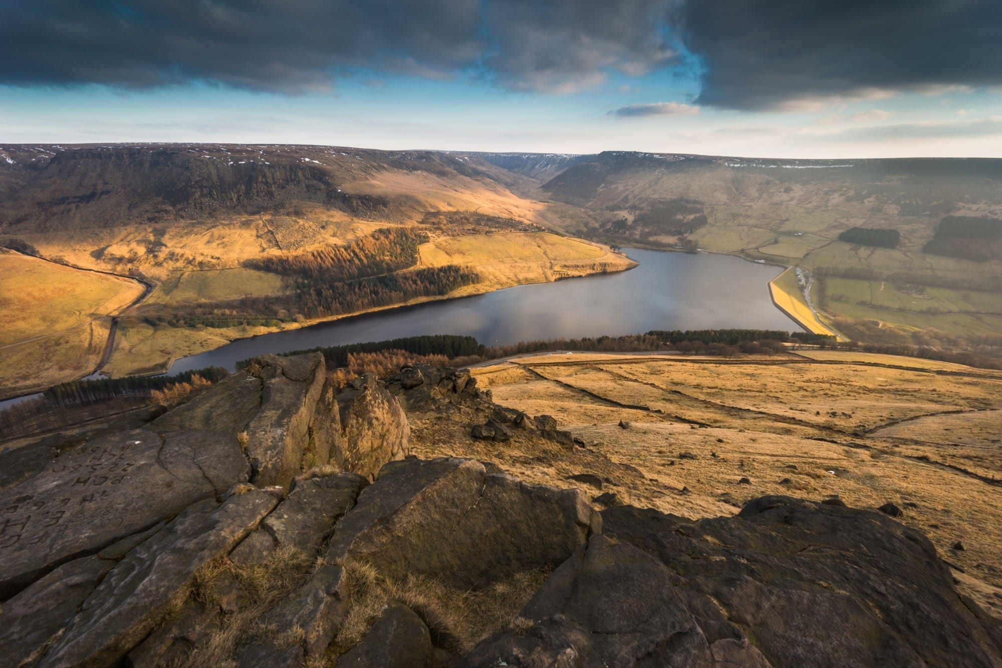 Aldermans Hill Sunset - Stunning Saddleworth Photography Workshop