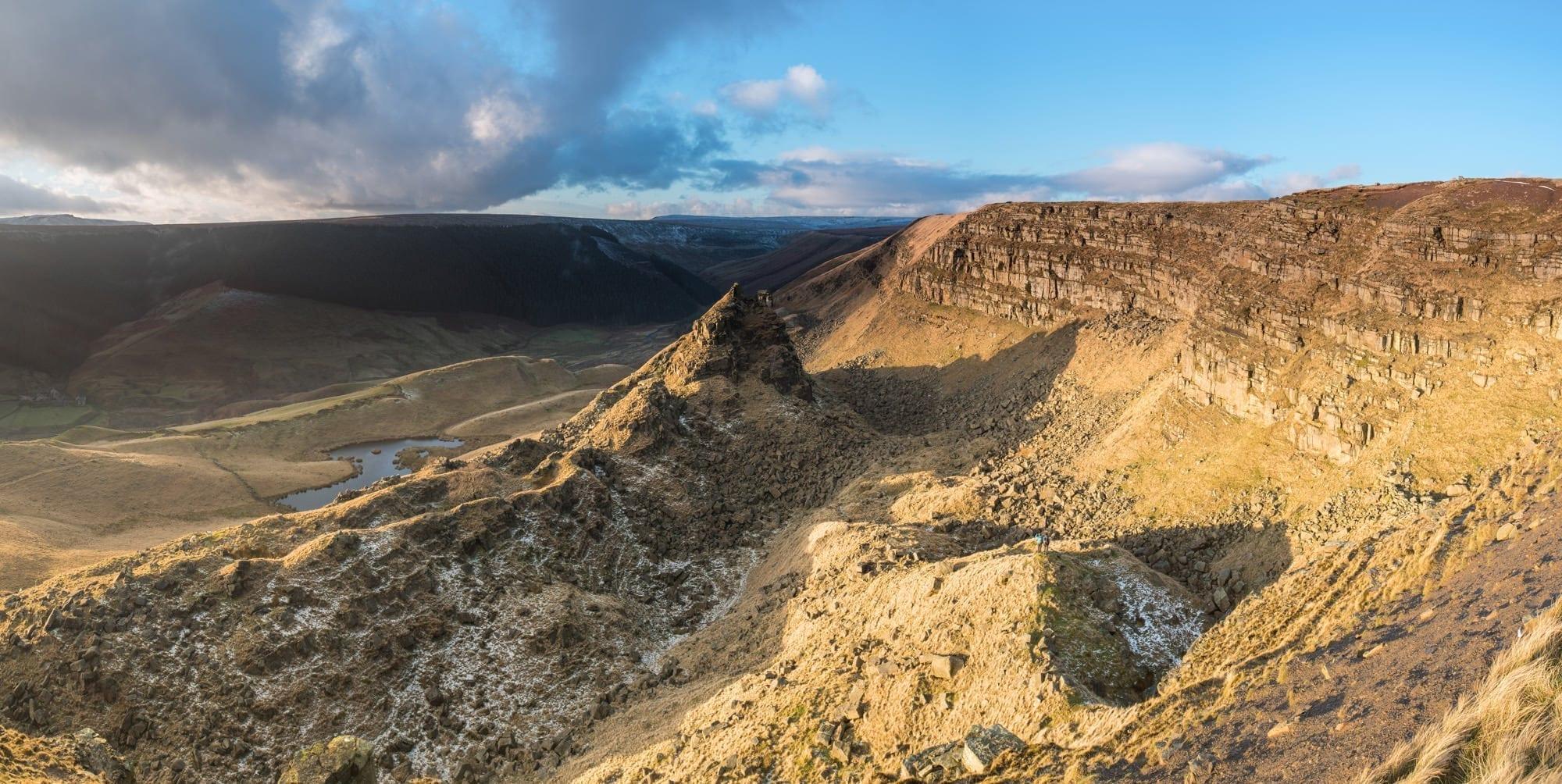 Alport Castles Peak District Photography Workshop