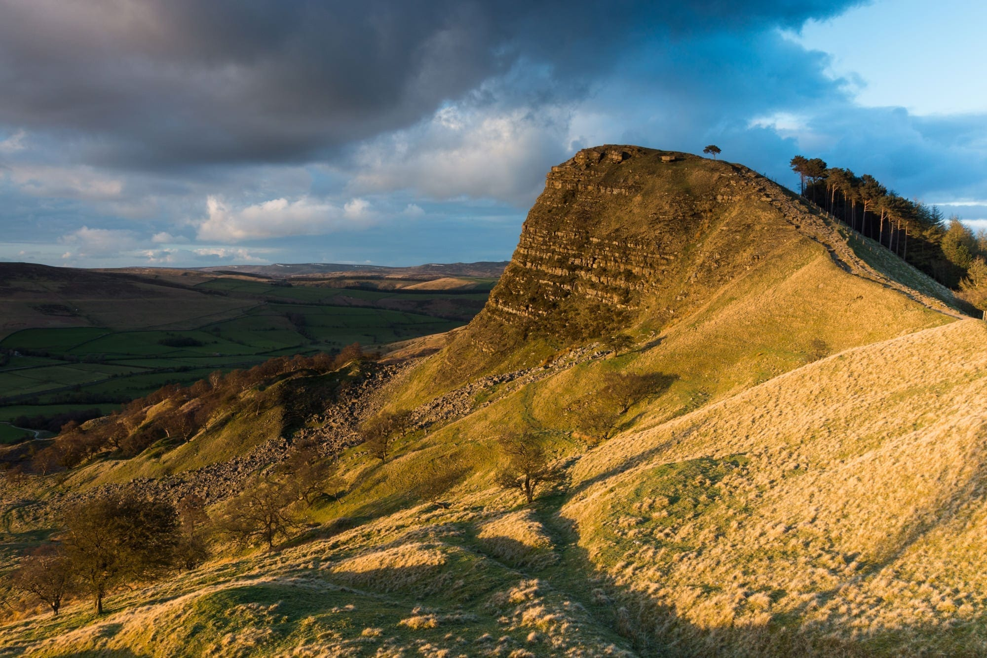 Back Tor Sunset - Peak District Photography Workshop