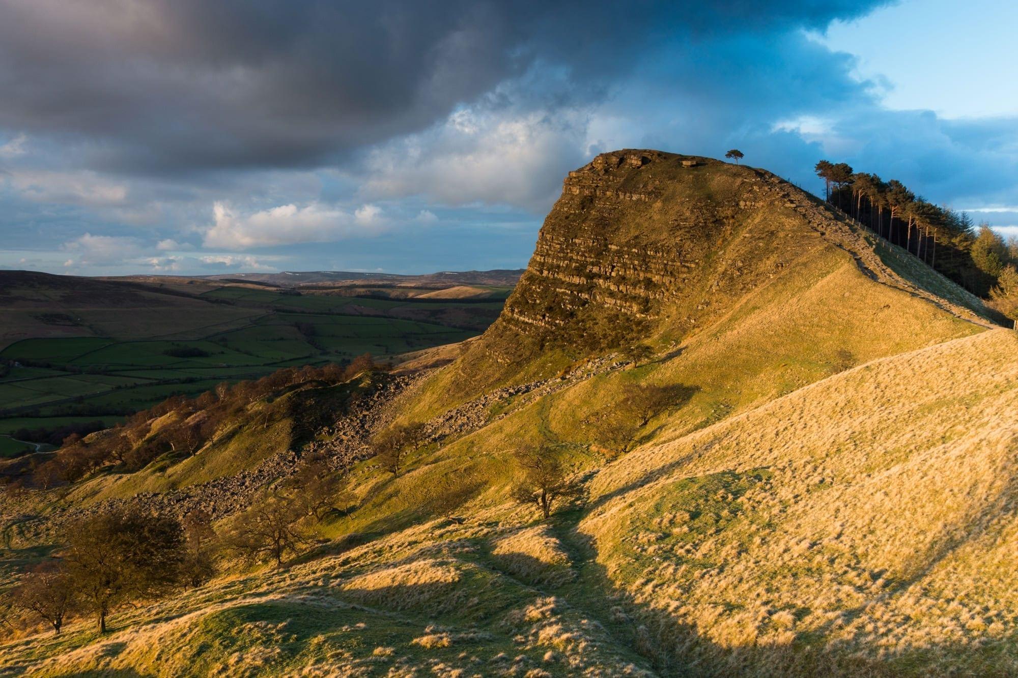 Back Tor Sunset - Peak District Photography Workshop