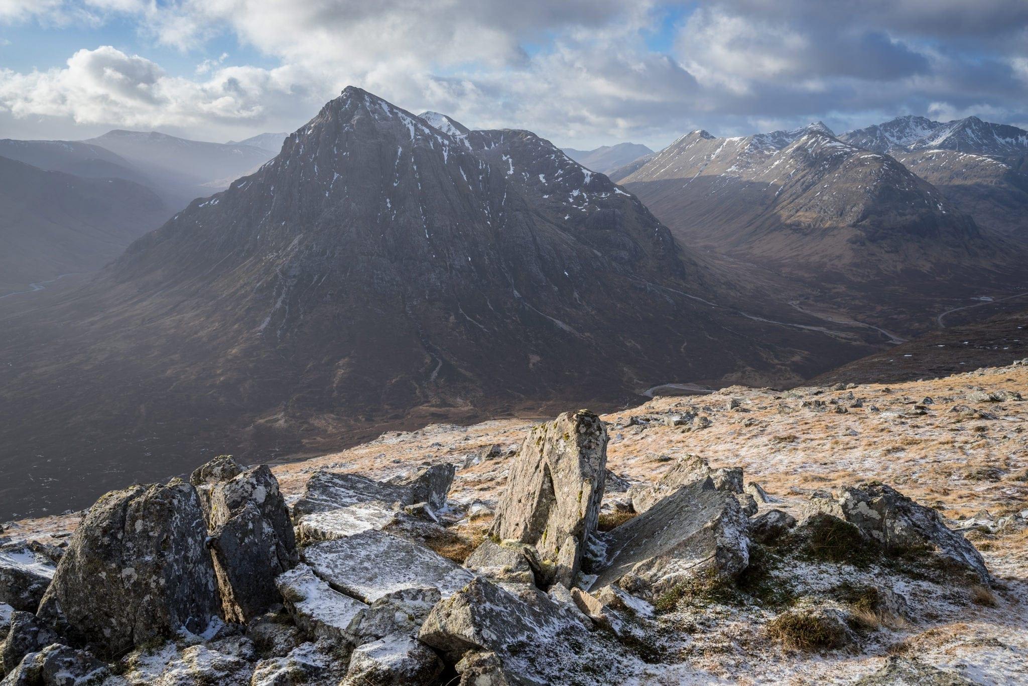 Beinn A Chrulaiste - Scotland Photography
