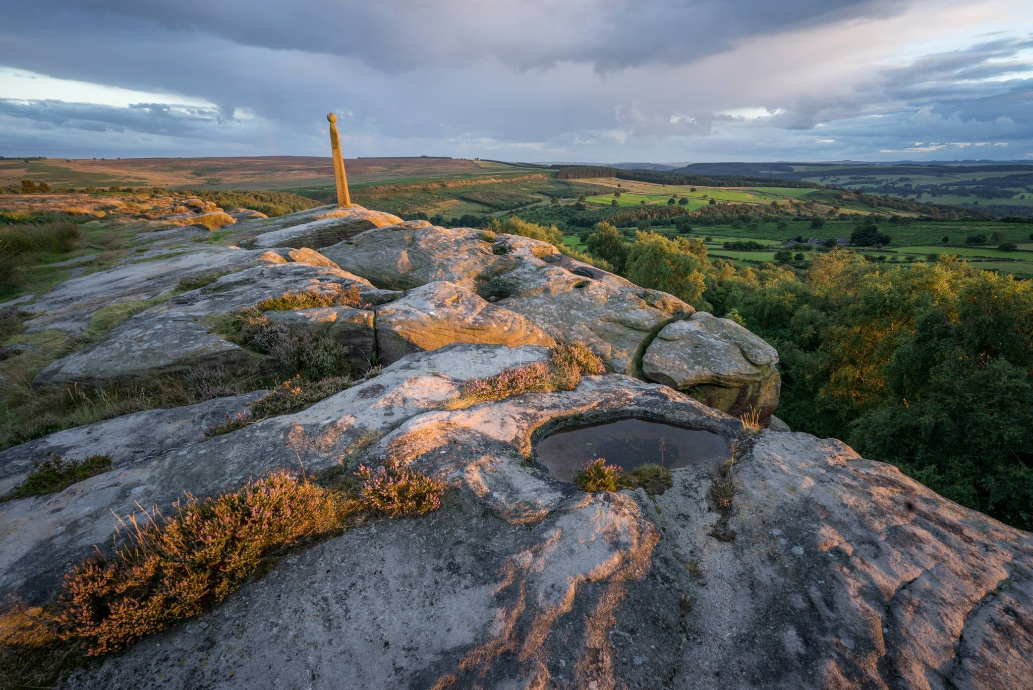 Birchen Edge -  Gritstone Edges Peak District Photography Workshop