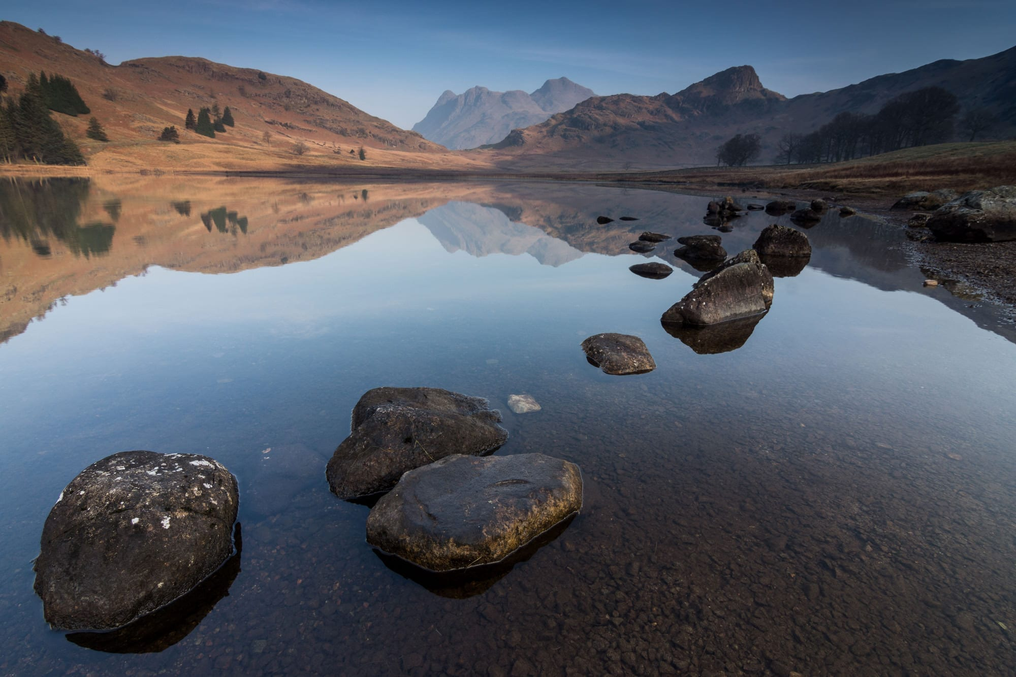 Blea Tarn - Lake District Photography