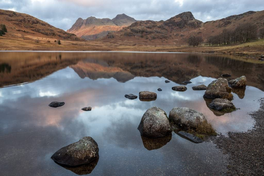 Blea Tarn Sunrise - Lake District Photography Workshops