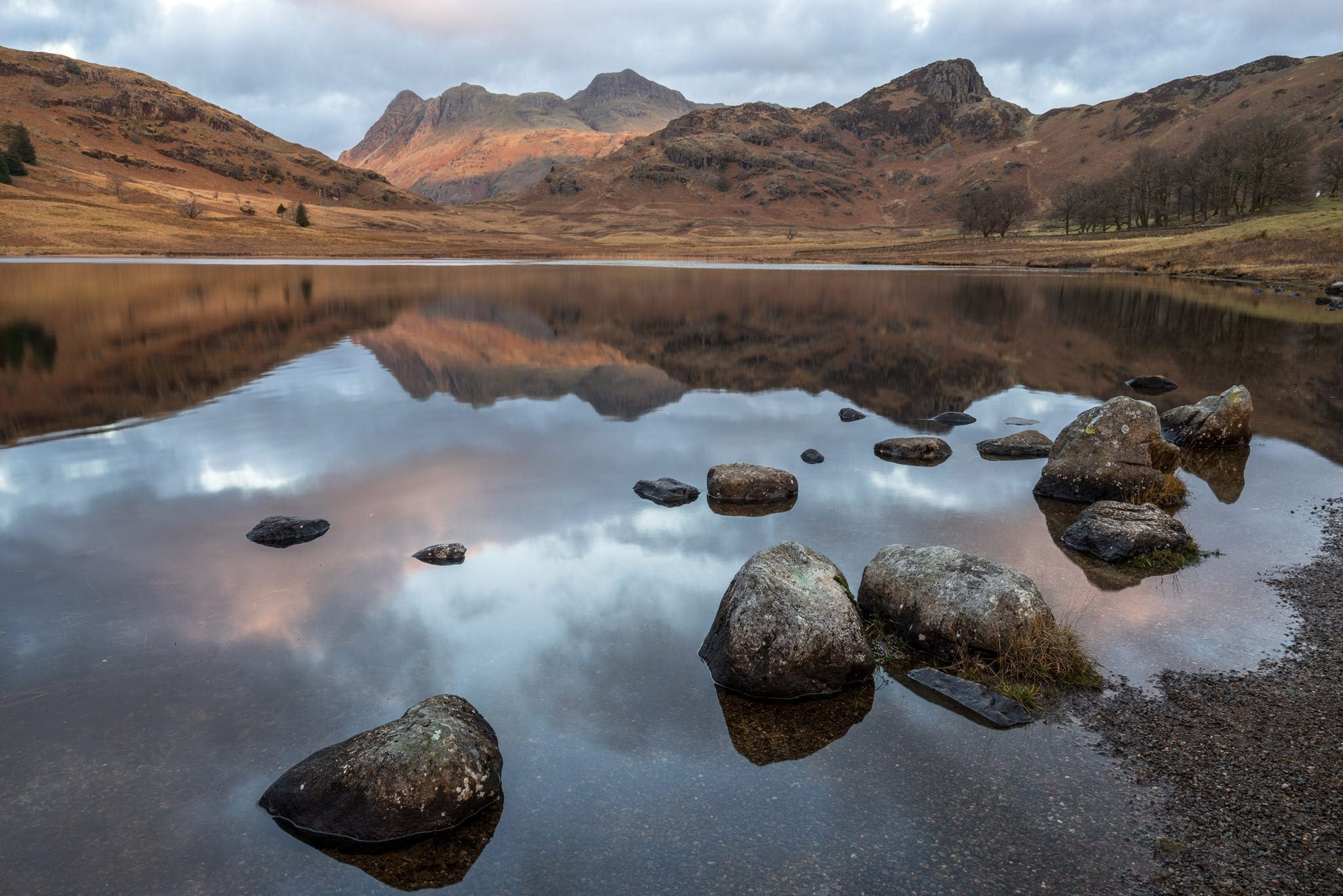 Blea Tarn Sunrise - Lake District Photography