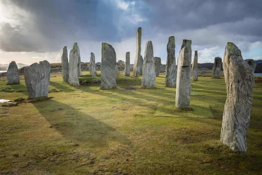 Callanish Standing Stones - Isle of Lewis Photography