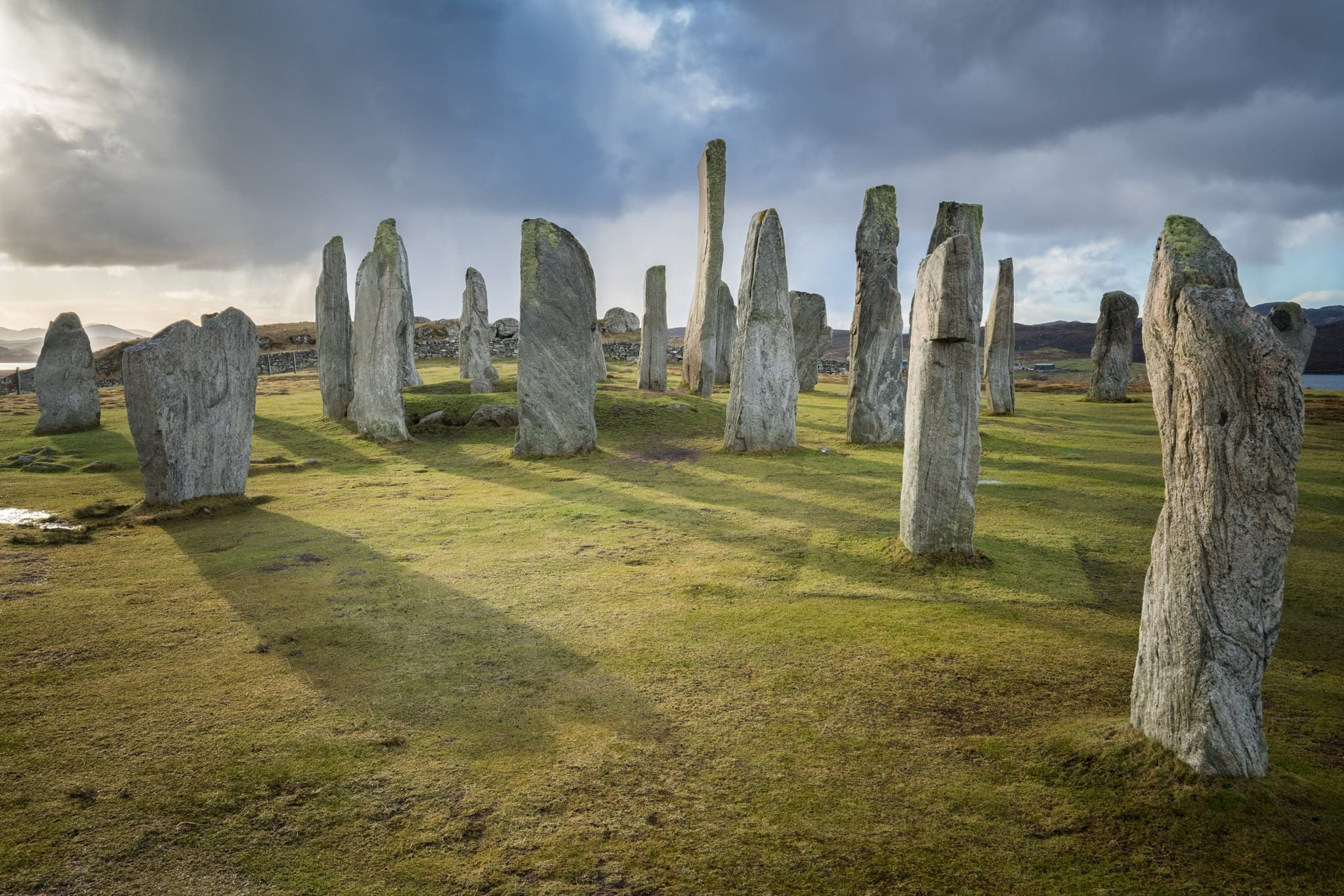 Callanish Standing Stones - Scotland Landscape Photography