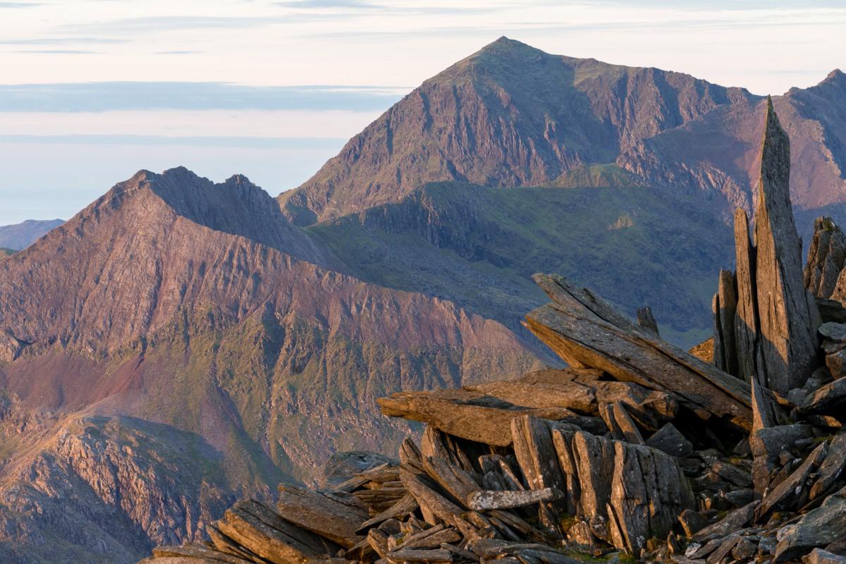 Castell Y Gwynt to Snowdon Sunrise - Snowdonia Photography