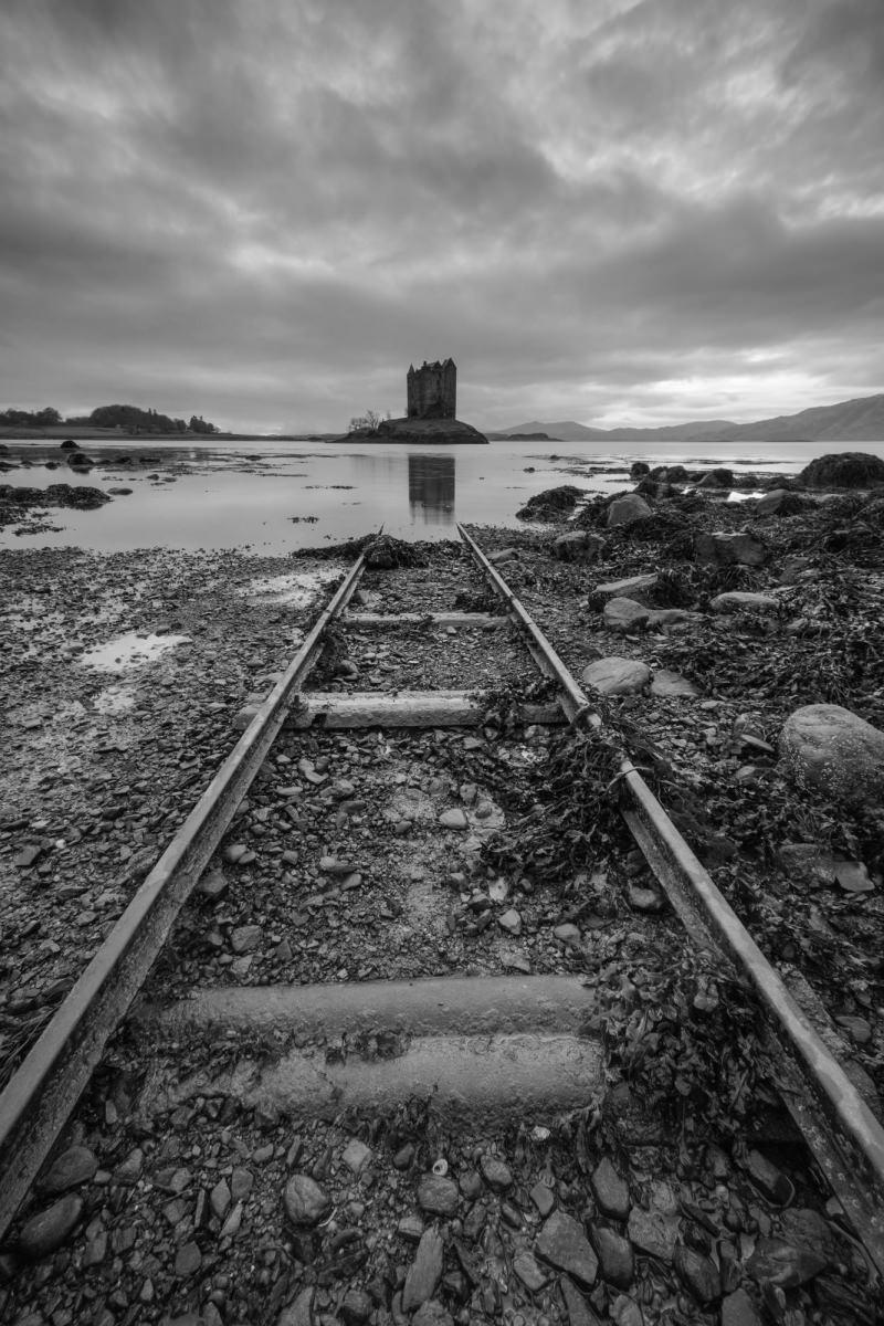 Castle Stalker - Scotland Photography