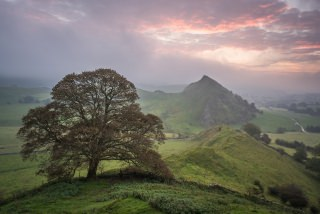 Chrome Hill Sunrise - Peak District Photography