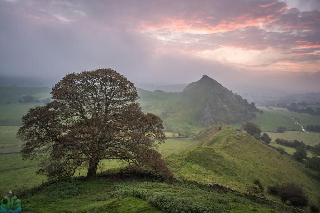Chrome Hill - Peak District Photography