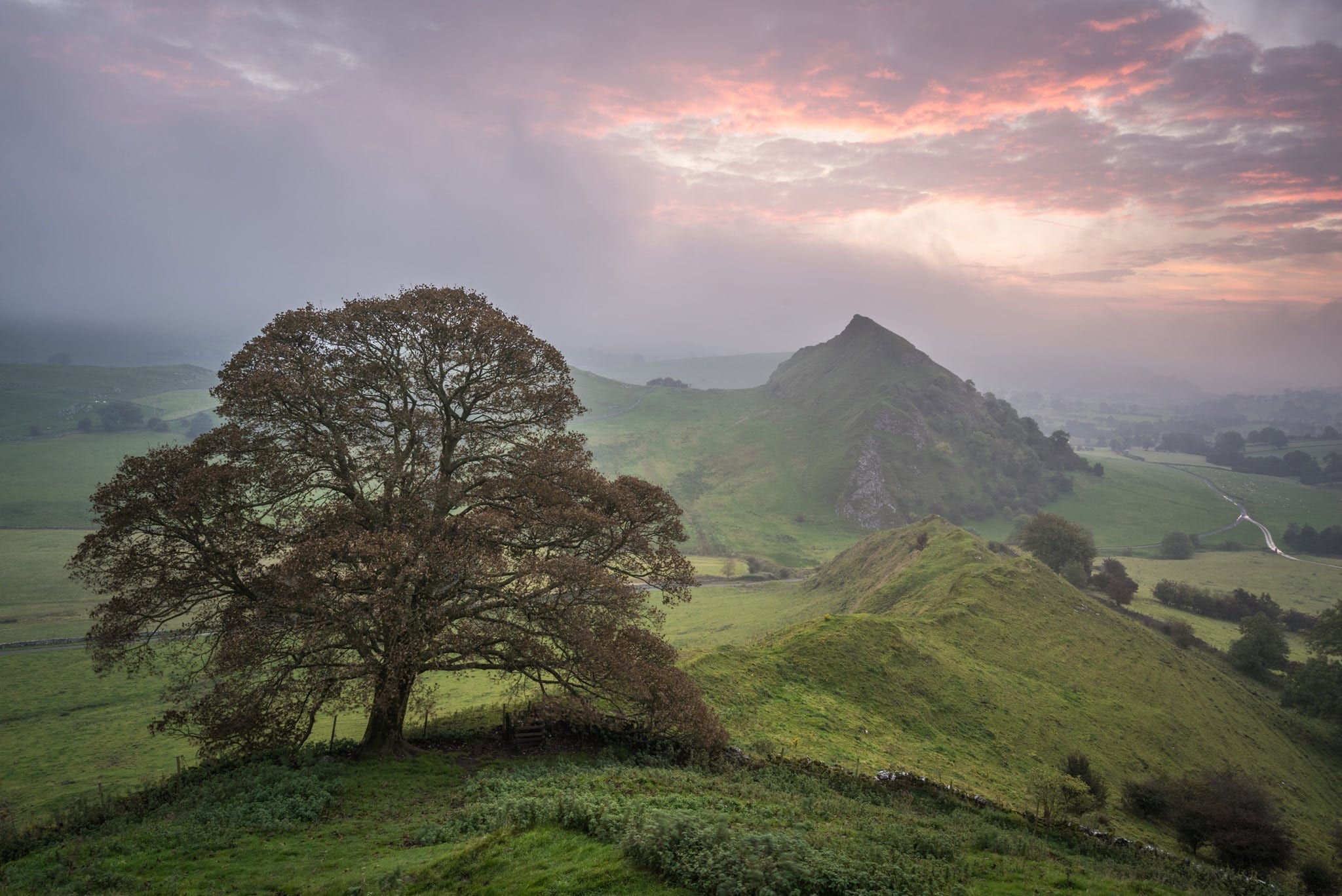 Chrome Hill Sunrise - Peak District Photography