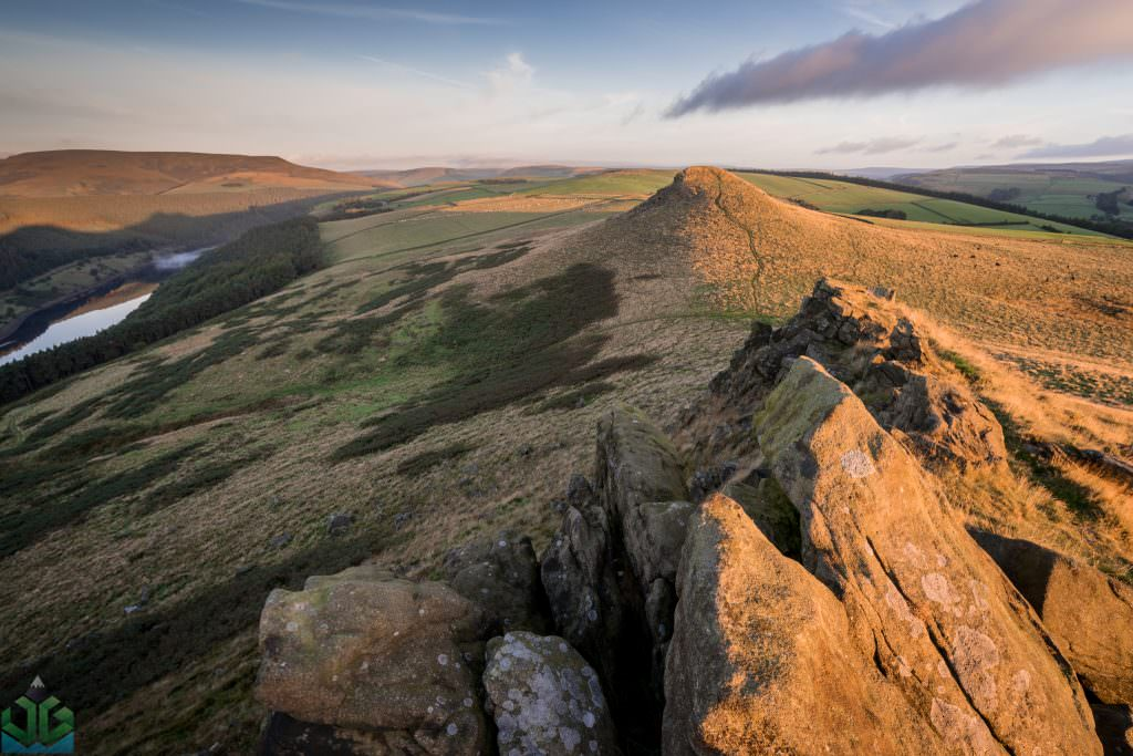 Crook Hill Sunrise - Peak District Photography