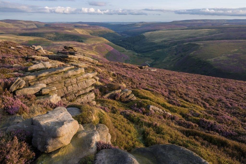 Crow Stones Edge - Peak District Photography