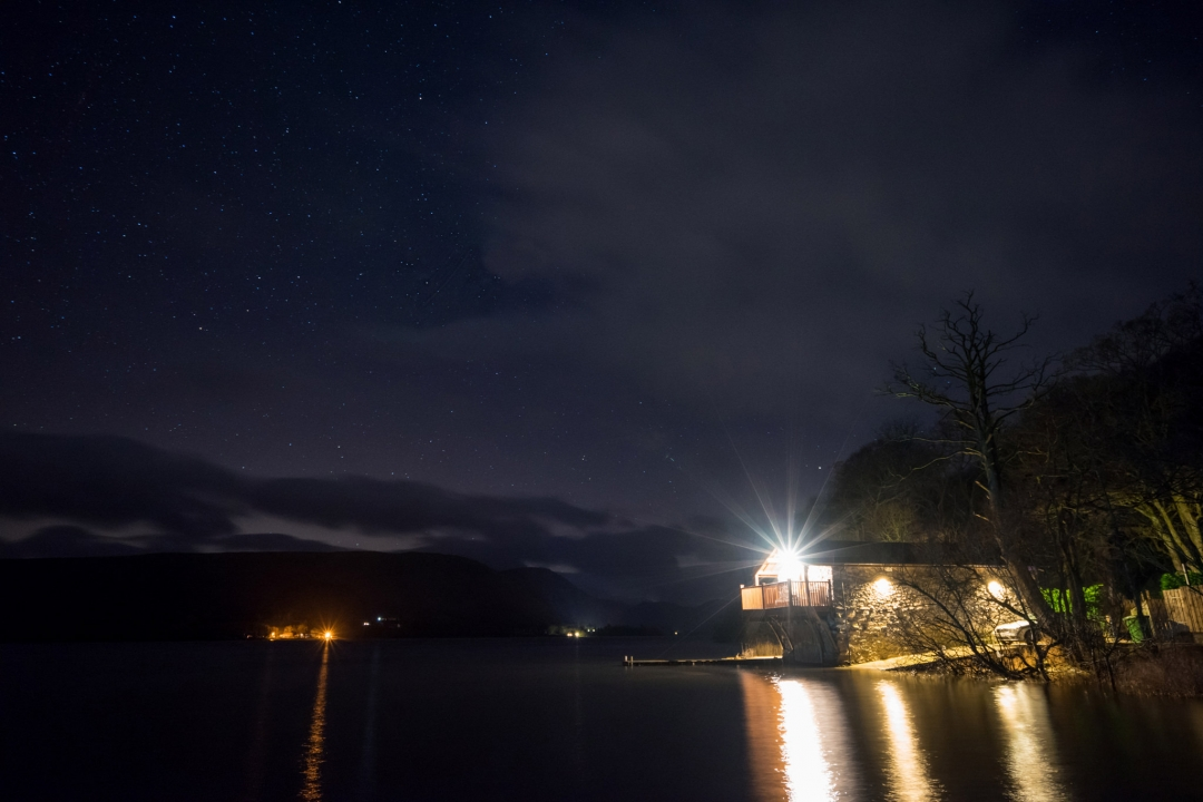 Duke of Portland by Night - Lake District Photography