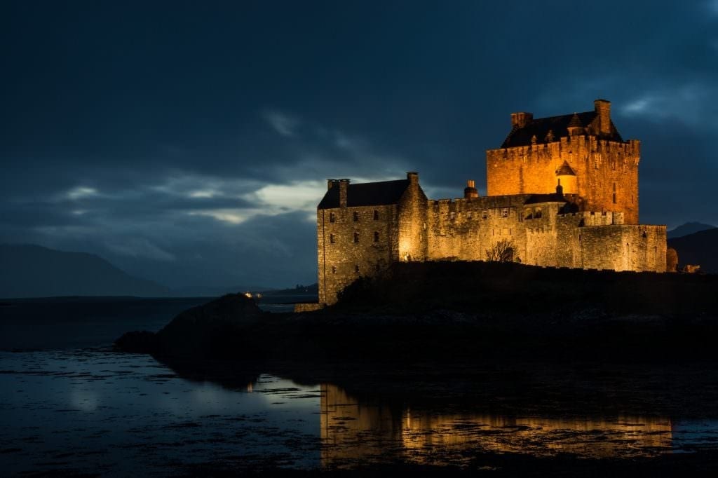 Eilean Donan Castle - Scotland Photography Workshops