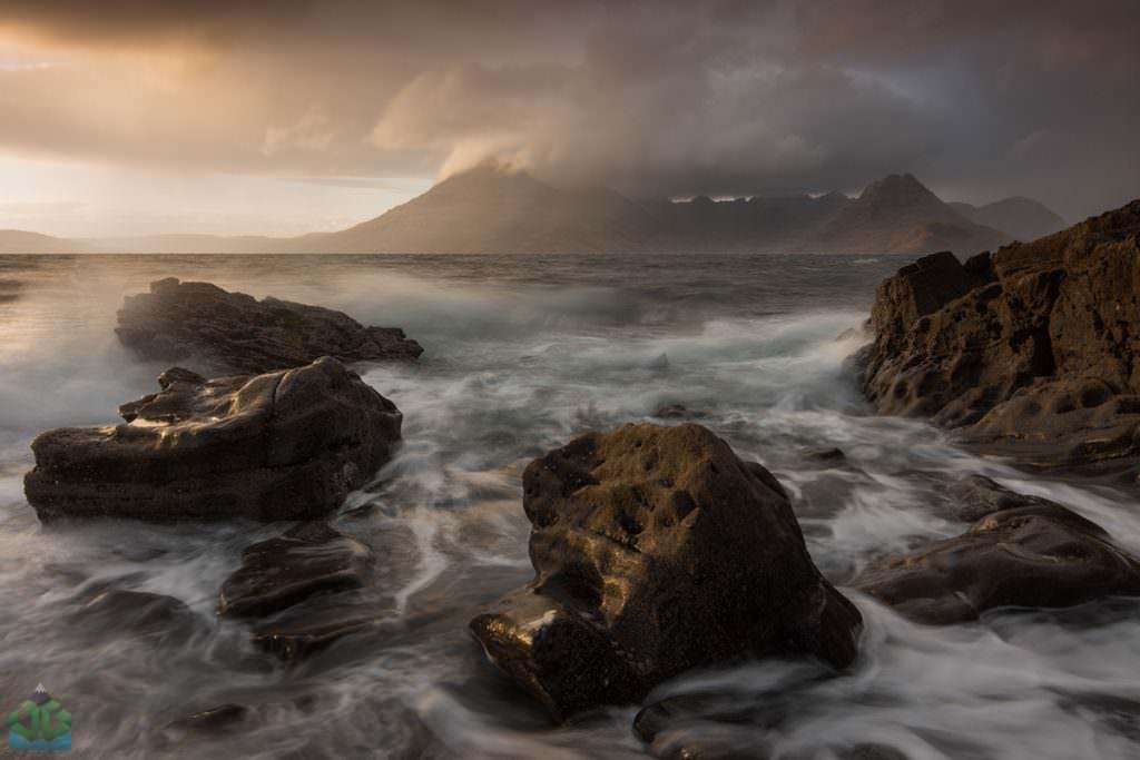 Elgol Sunset - Isle of Skye Photography Workshop
